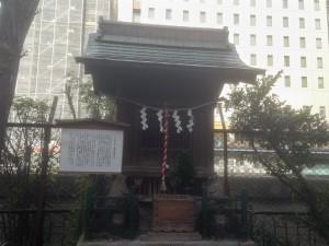 柳森神社摂社 福寿社