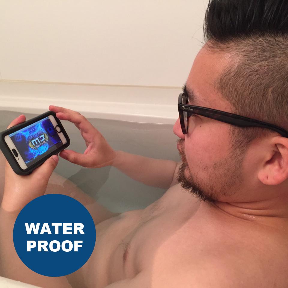 完全防水iPhone6ケースお風呂